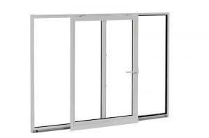 раздвижная дверь TS Aluminium HST