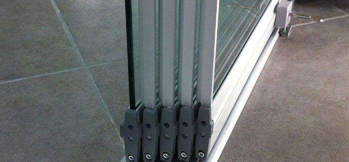 Раздвижные системы Panoram Glass серии SLIDING SLIM