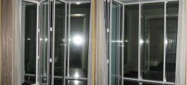 двери гармошка F46