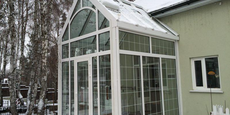 Зимний сад под Киевом