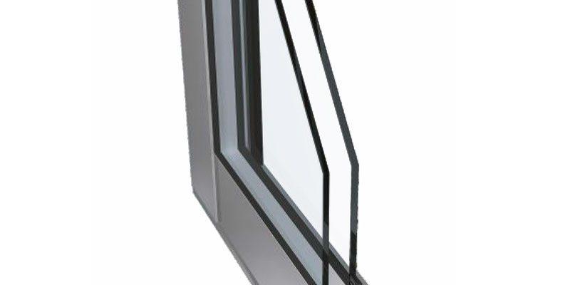 Польские раздвижные алюминиевые двери SL 600 EVO