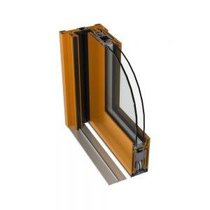 раздвижные двери с низким порогом