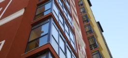 Металопластиковые окна ЖК Версаль вид 3