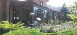 Строительство зимних садов в Киеве